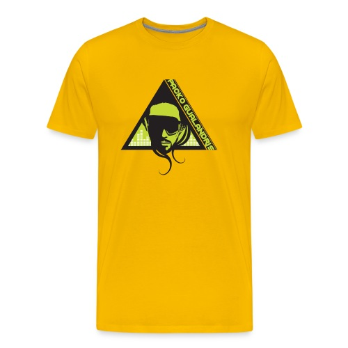 PACKO LOGO 2017 RGB PNG - Men's Premium T-Shirt