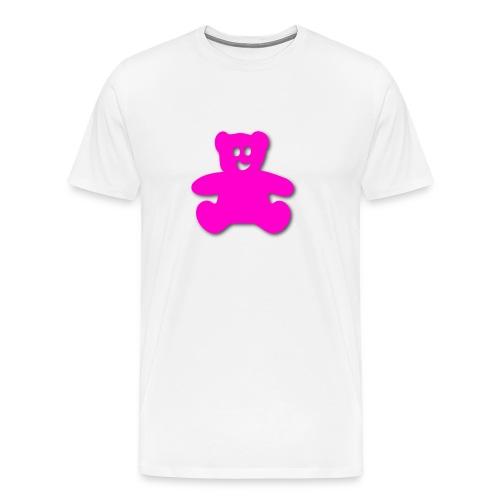teddy bär - Männer Premium T-Shirt
