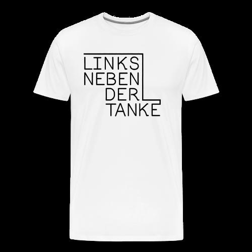 LNDT White - Männer Premium T-Shirt