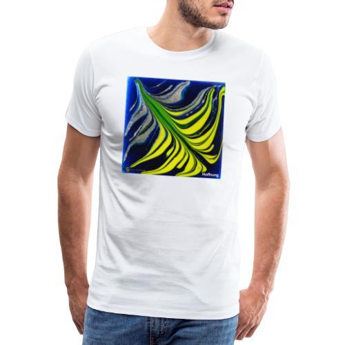 TIAN GREEN Mosaik DK037 - Hoffnung - Männer Premium T-Shirt