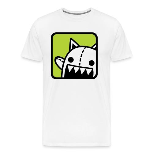 Legofarmen - Premium-T-shirt herr