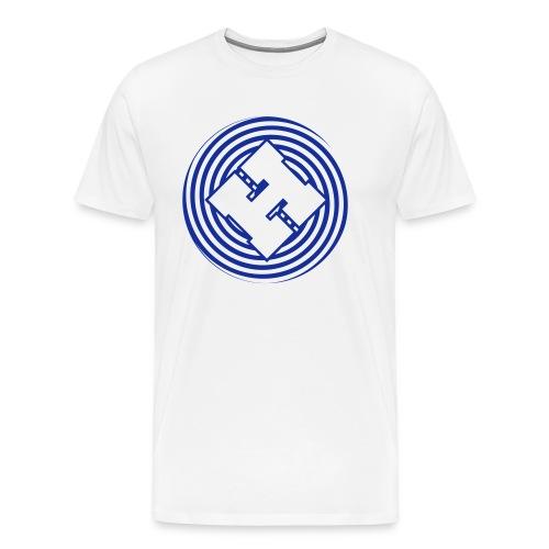 mindhackspacelogo large - Men's Premium T-Shirt