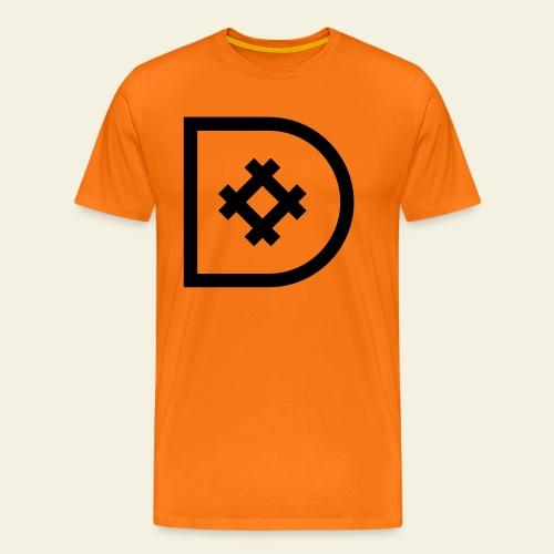 Icona de #ildazioètratto - Maglietta Premium da uomo