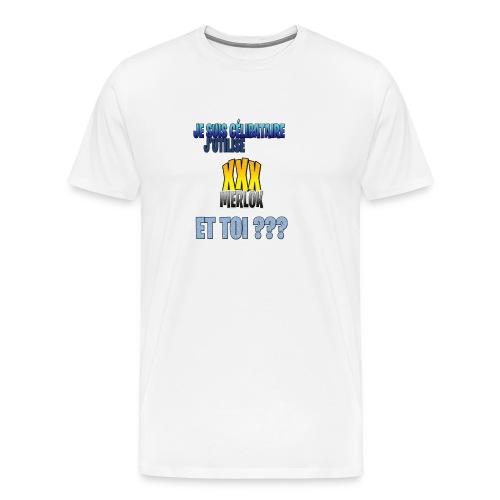 Celib ? - T-shirt Premium Homme