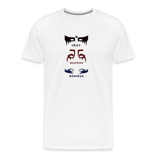 Heda, Wanheda and skairipa - Camiseta premium hombre
