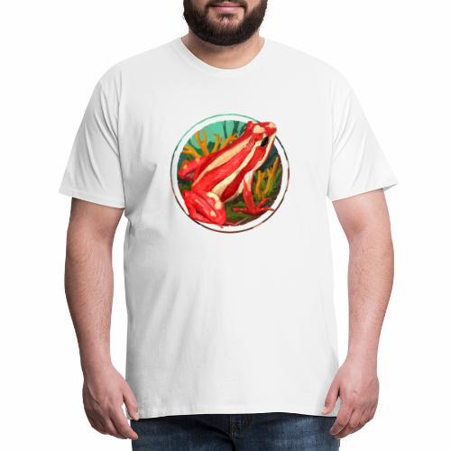 Dartfrog Anthony - Männer Premium T-Shirt