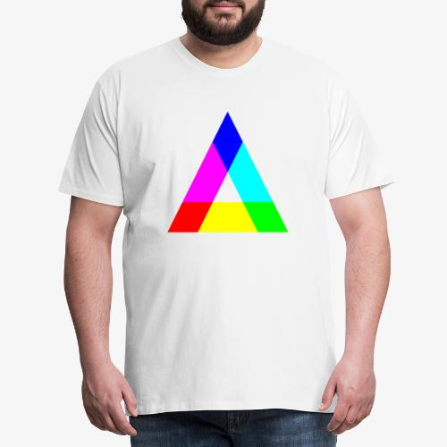 Spektrum - Männer Premium T-Shirt