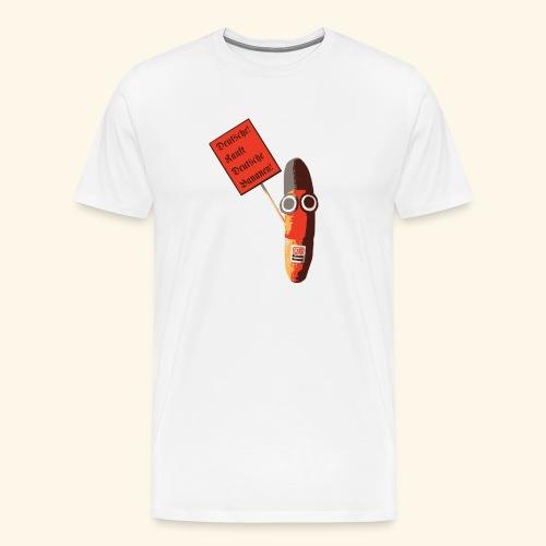 Kauft deutsche Bananen - Männer Premium T-Shirt