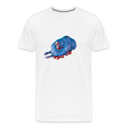 Mamma cammello - Maglietta Premium da uomo