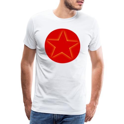 Stella - Maglietta Premium da uomo