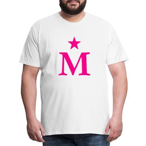 M de Moderdonia rosa - Camiseta premium hombre