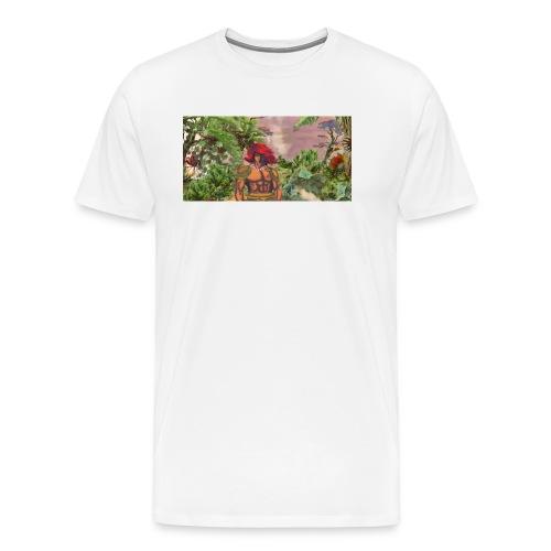 mogli redhead2 - Männer Premium T-Shirt