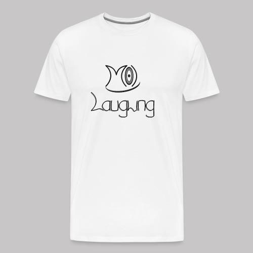 M(O)-Laughing 4 - Männer Premium T-Shirt