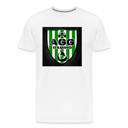 AGG Gaming - Männer Premium T-Shirt