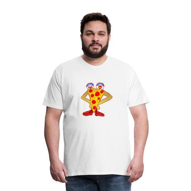 Pizza Zony Monster