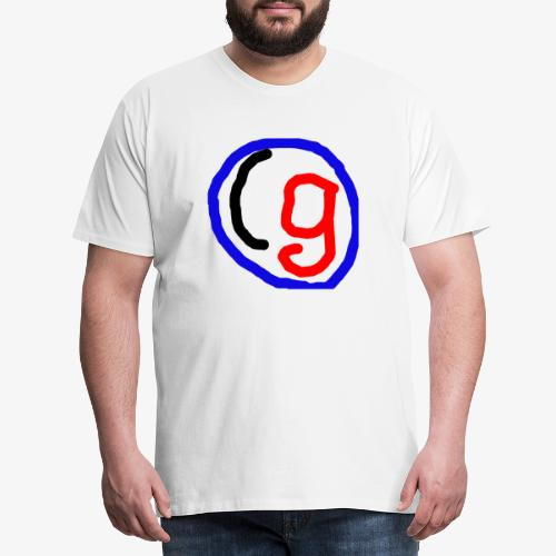 cg - Men's Premium T-Shirt