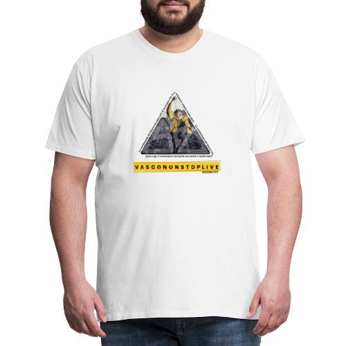 TRIANGOLO VASCO - Maglietta Premium da uomo