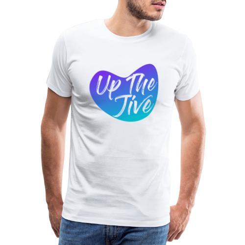 Up The Jive Heart - Men's Premium T-Shirt
