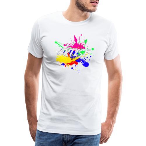 Montrez que vous êtes un Artiste International - T-shirt Premium Homme