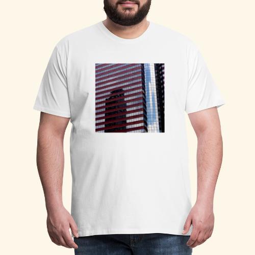 Riflessi americani - Maglietta Premium da uomo