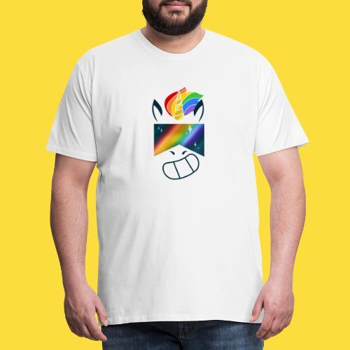 Bob la licorne ( spécial marche des fiertés) - T-shirt Premium Homme
