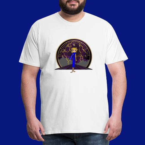 EL TIEMPO ES HOY - Camiseta premium hombre