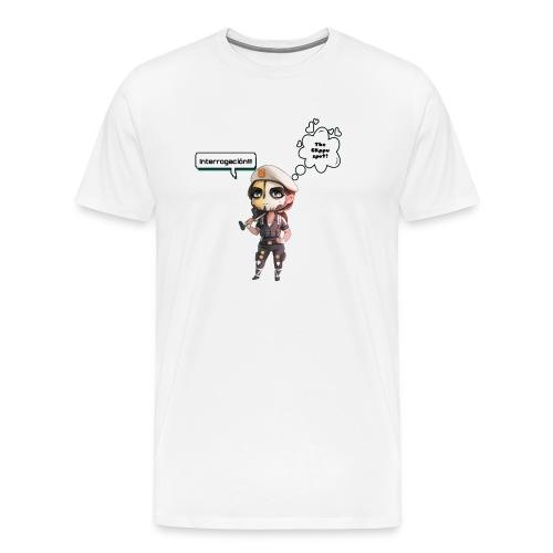 CKppu's Interrogación! - Maglietta Premium da uomo