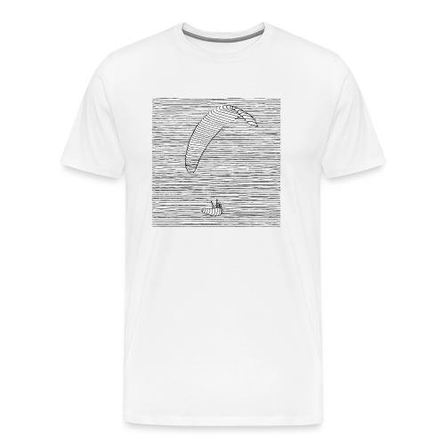 Paraglider - Männer Premium T-Shirt
