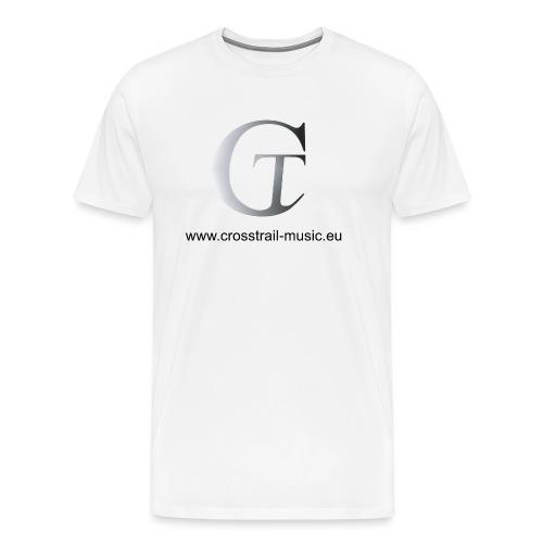 Crosstrail Music - Männer Premium T-Shirt