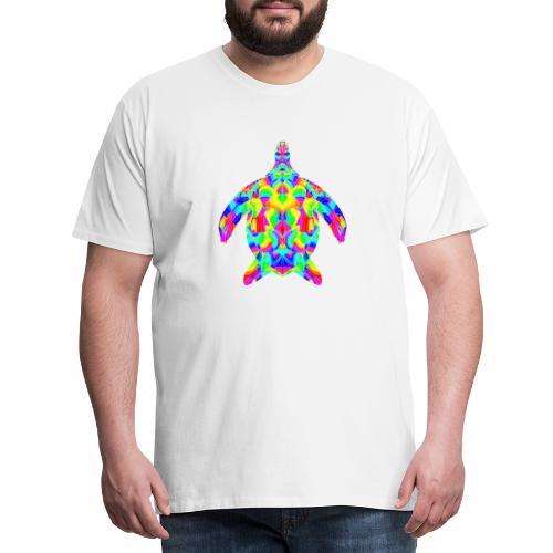 TURTLE2 - Maglietta Premium da uomo