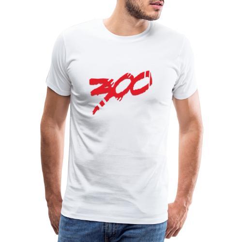 300 - Männer Premium T-Shirt