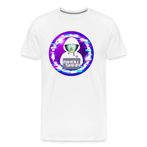 binousamalogoV1 2 - T-shirt Premium Homme