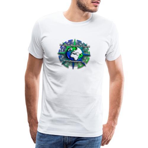 Alphafungamer Community / Nord Süd Logistik v.GmbH - Männer Premium T-Shirt