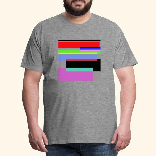 Artistico27 - Maglietta Premium da uomo
