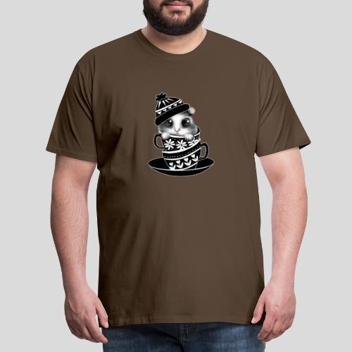 Schwarze Tiere - Männer Premium T-Shirt