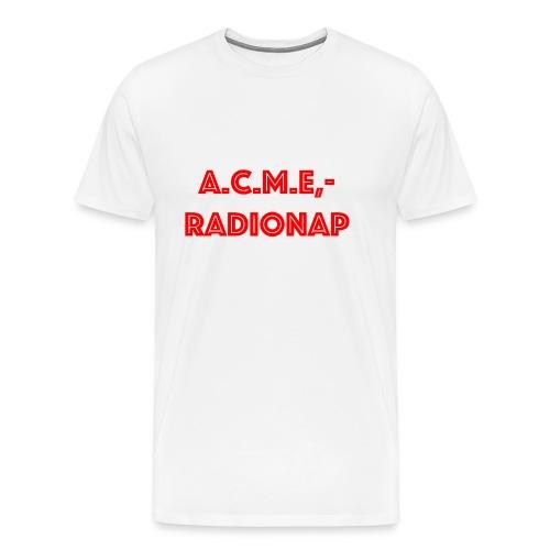 acmeradionaprot - Männer Premium T-Shirt