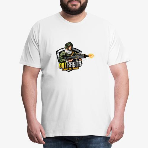 OutKasts [OKT] Logo 2 - Men's Premium T-Shirt