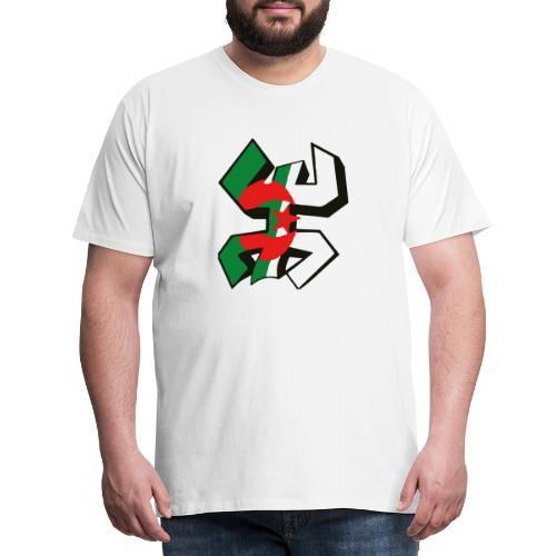 algérien - T-shirt Premium Homme