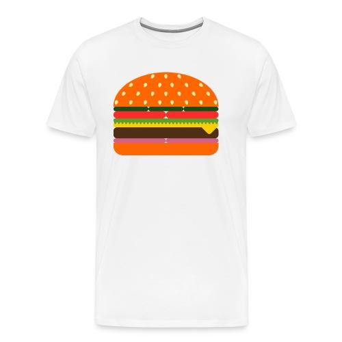 burger 3437618 - Männer Premium T-Shirt