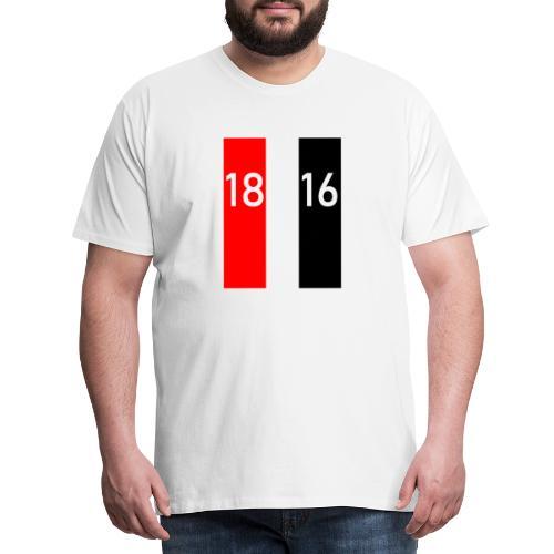 18 16 - T-shirt Premium Homme