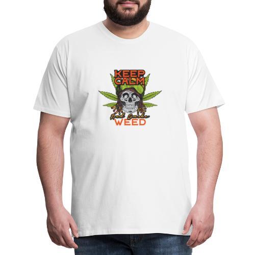 Skulls set 12 - Maglietta Premium da uomo