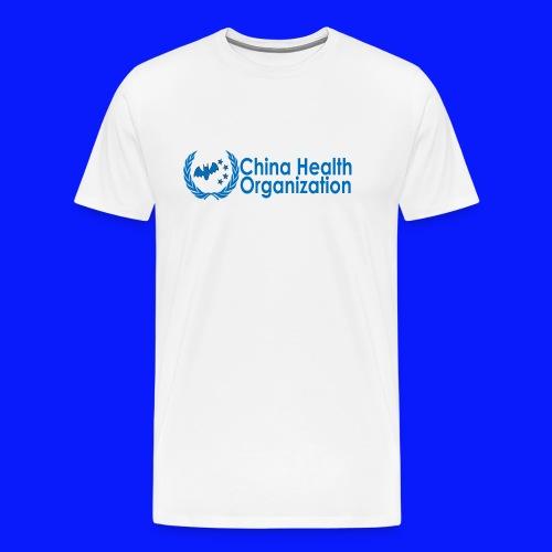 China Health Organization - Men's Premium T-Shirt
