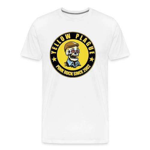 New logo - Miesten premium t-paita