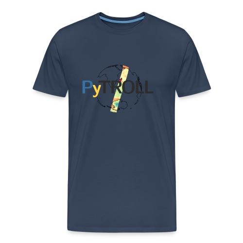 light logo spectral - Men's Premium T-Shirt
