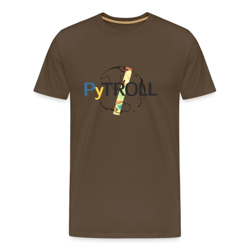 light logo spectral - Men's Premium T-Shirt