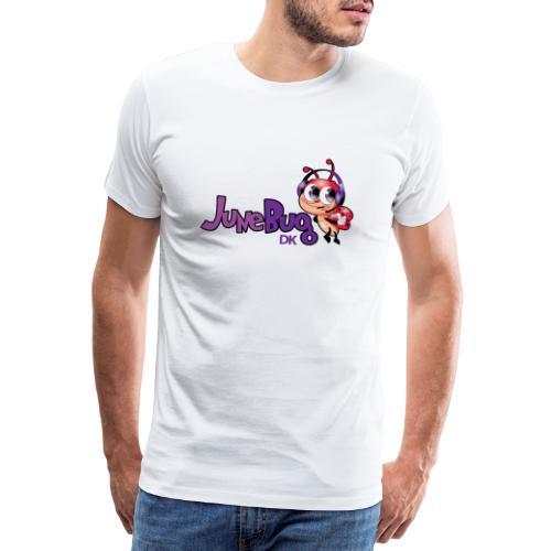 JuneBugDK - Herre premium T-shirt
