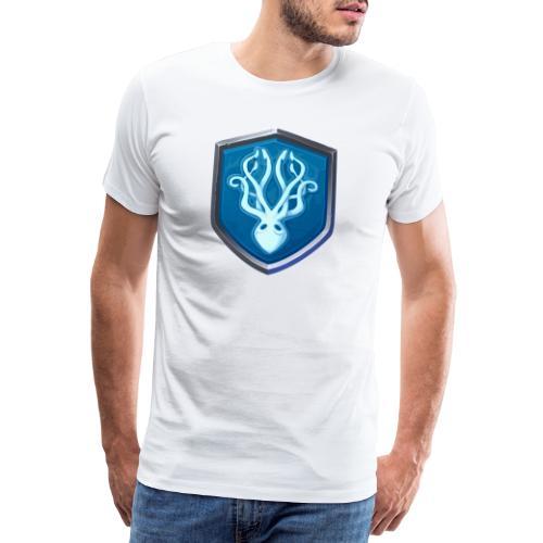 catfux Clan Shield Kaffu - Männer Premium T-Shirt