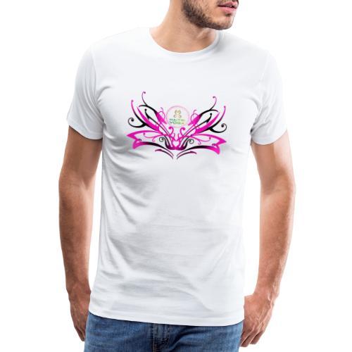 ButterFly MaitriYoga - T-shirt Premium Homme