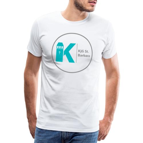 K-Geometry Druck - Männer Premium T-Shirt