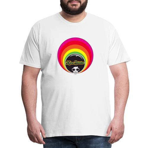 Autumn Bow Colours - Men's Premium T-Shirt